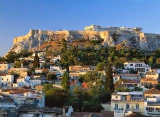 Słoneczna Grecja: Wirtualna wycieczka po Atenach