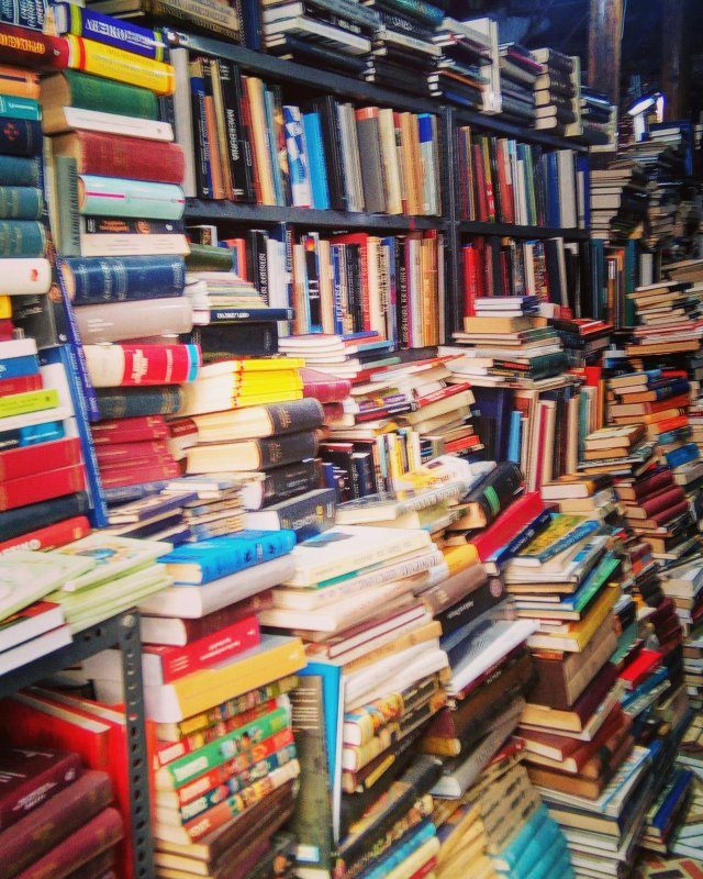 Βιβλιοπωλείο. Bookstore.