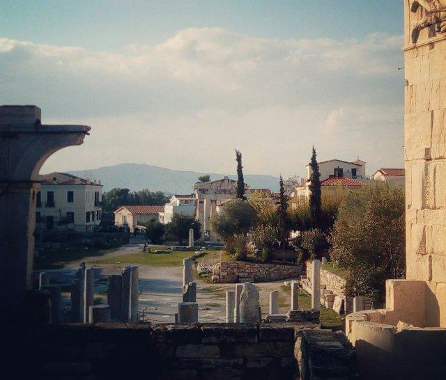 Αρχαία Αγορά τής Αθήνας. Ancient Agora of Athens.