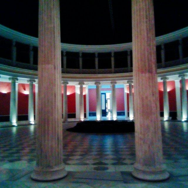 Το Ζάππειο Μέγαρο. Zappeion Exhibition Center.