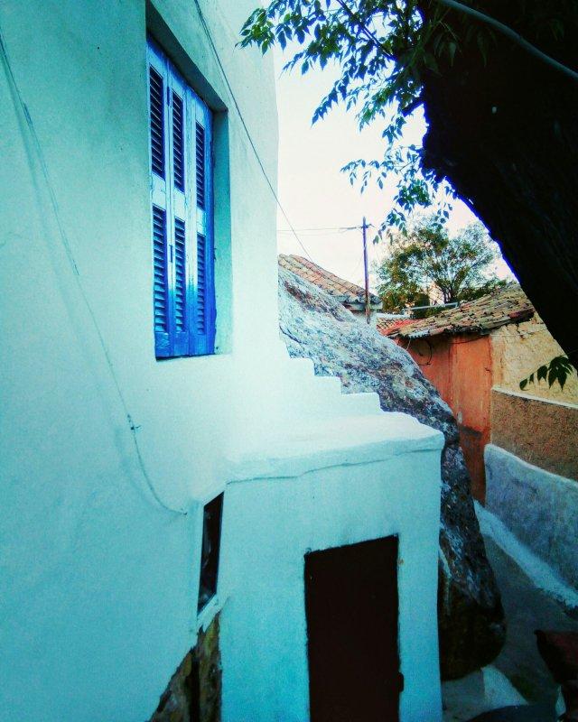 Τα Αναφιώτικα - Old Athens
