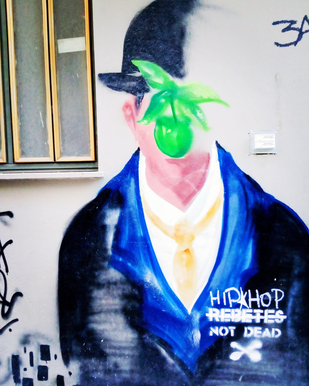 Τέχνη δρόμου - Street art