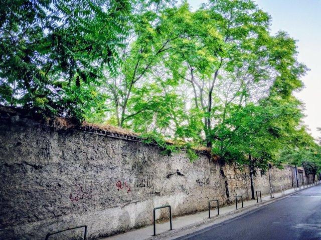 Ο τοίχος - The wall