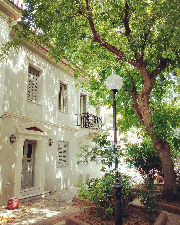 Η παλιά Αθήνα στό Μεταξουργείο - The old Athens in Metaxourgio