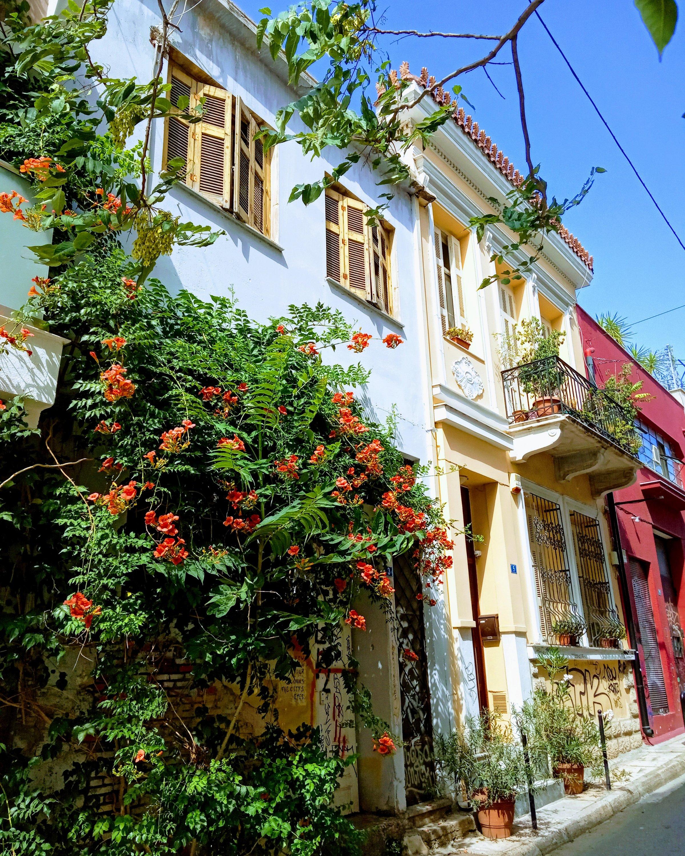Η παλιά Αθήνα στό Θησείο - The old Athens in Thissio