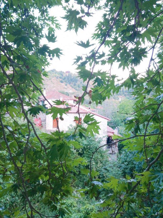 Το Μαυρολιθάρι Φωκίδας - Village in the mountains
