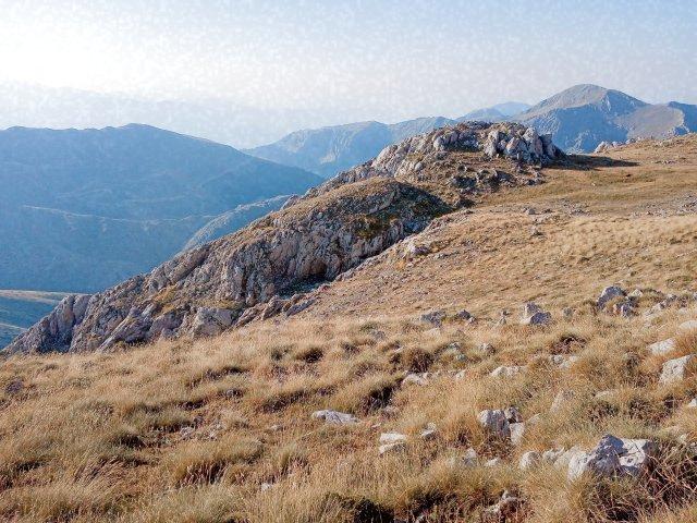 Τα βουνά της Γκιώνας - The mountains