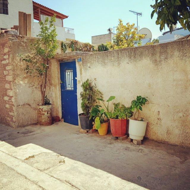 Παλιές γειτονιές στον Βοτανικό - Athens old neighborhoods