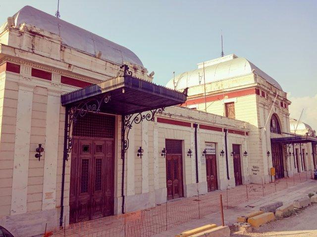 Ο παλιός Σταθμός Πελοποννήσου - The old railway station