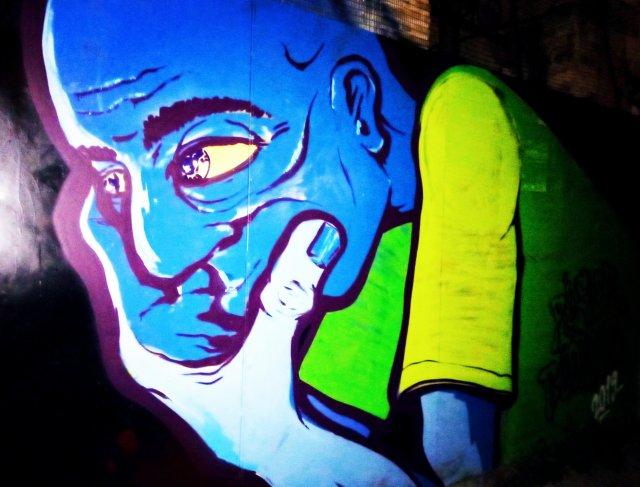Τοιχογραφία στον Κεραμεικό - Athens Wall Design