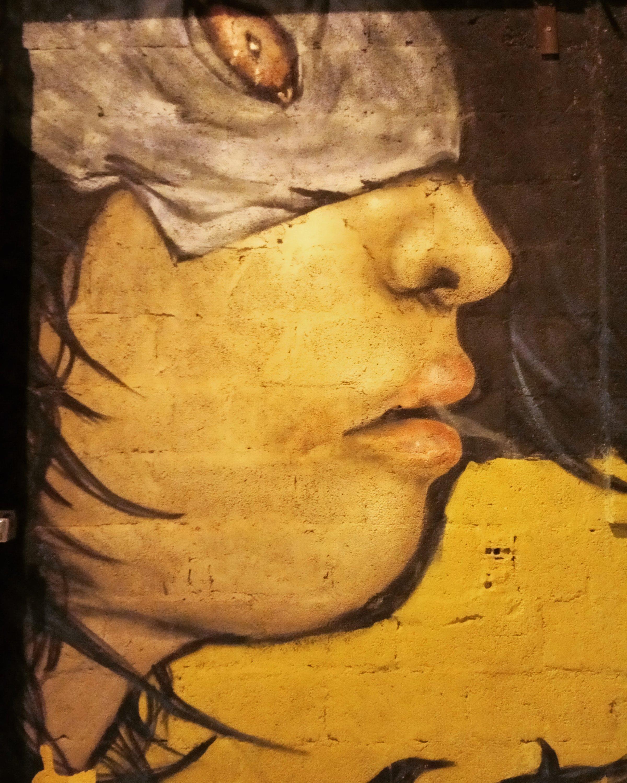 Τέχνη δρόμου στον Κεραμεικό - Street art in Athens