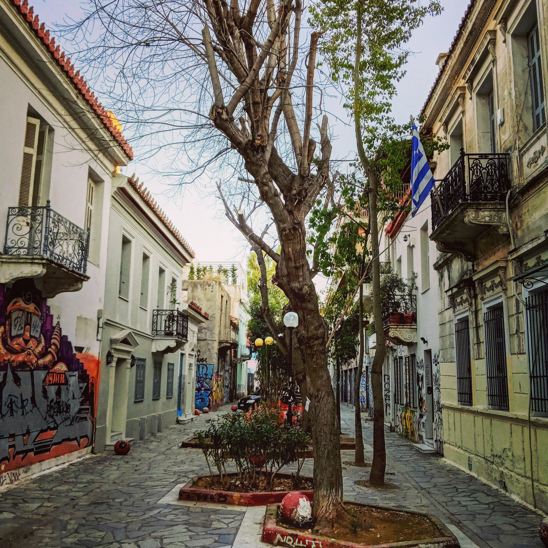 Η παλιά Αθήνα στον Κεραμεικό