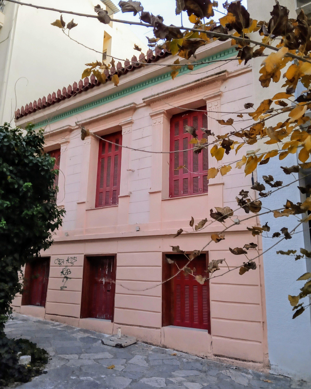 Η παλιά Αθήνα στο Θησείο