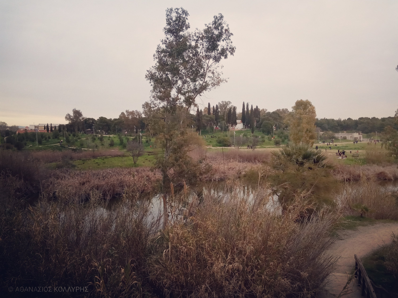Το Πάρκο Τρίτση