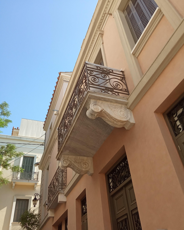 Η παλιά Αθήνα στην Πλάκα