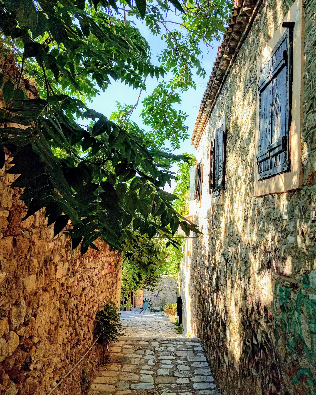 Η παλιά Αθήνα στα Αναφιώτικα