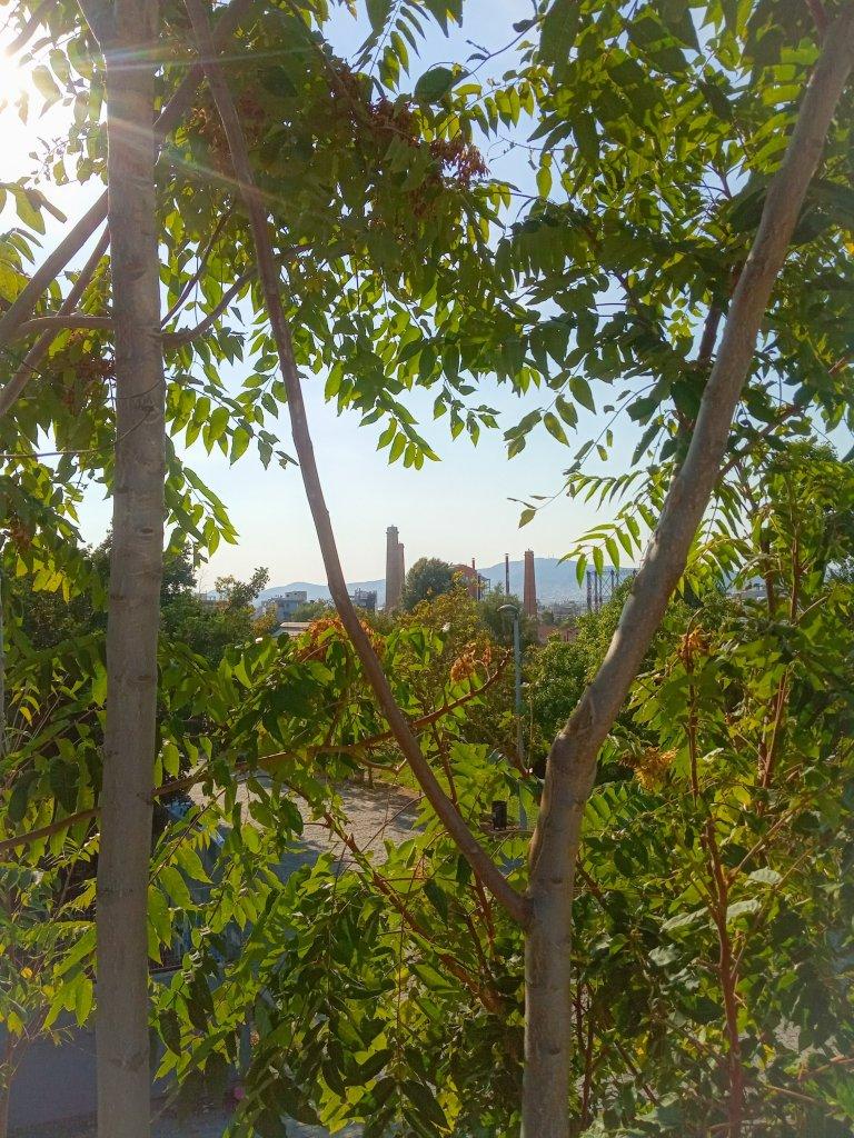 Η πόλη στην φύση